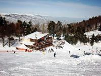 В Греции начинают работать горнолыжные центры