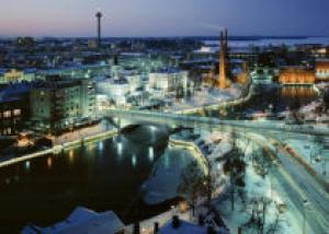 В Тампере откроют финский Эрмитаж