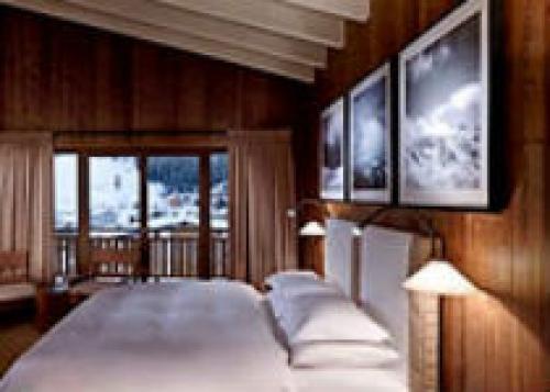 Самый дорогой отель находится на горнолыжном курорте Австрии