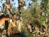 Жуткая достопримечательность Мексики - остров кукол
