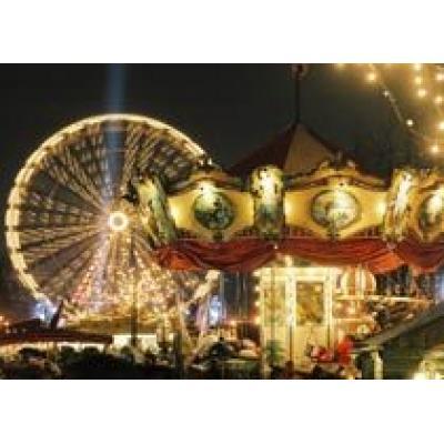 Прага готовится к открытию детской ярмарки