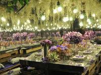 В Филадельфии открыта крупнейшая в мире выставка цветов