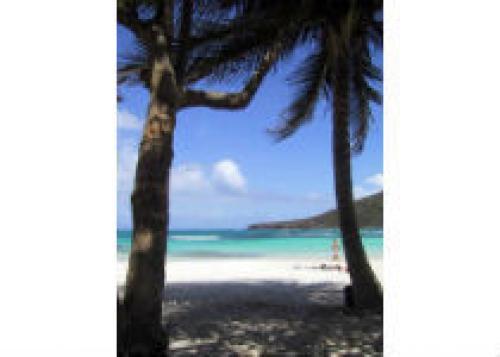 Вьекес стал одним из лучших Карибских островов