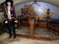 В Евпатории открыт музей черноморских пиратов