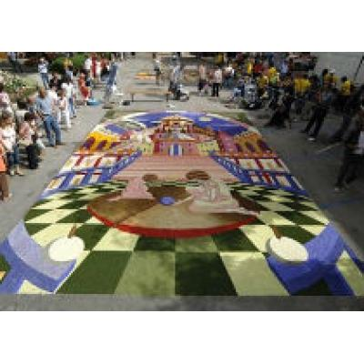 Итальянский город Вентимилья приглашает на праздник цветов