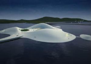 В Китае откроют самый большой музей в Азии