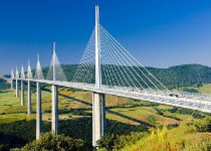 Мийо - самый высокий мост в мире