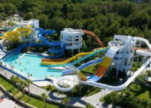 Лето в отеле Rixos Sungate