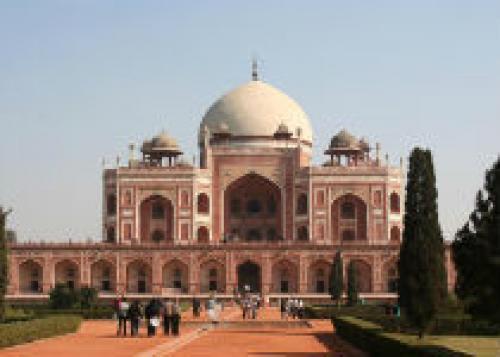 В Дели завершили шестилетнюю реставрацию мавзолея Хумаюна