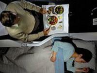 Каюты с кроватями в бизнес-классе Club World British Airways
