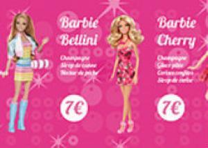 """В Париже в октябре будет работать """"Барби-бар"""""""