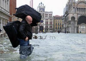 Венеция находится под угрозой уничтожения