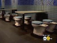 В США открылось первое «туалетное кафе»