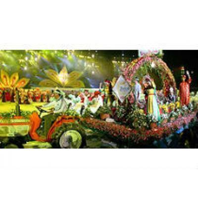 Вьетнам приглашает посетить праздник цветов