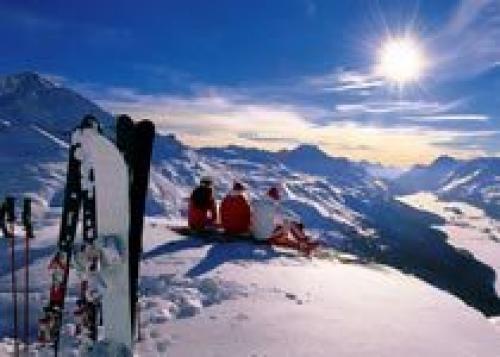 Лучшие горнолыжные курорты получили награды