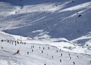 В Валь-Торанс начался горнолыжный сезон