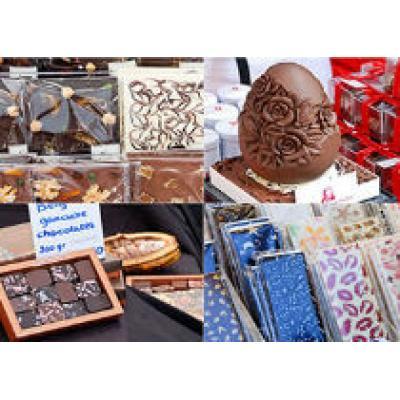 В Лондоне откроется фестиваль шоколада