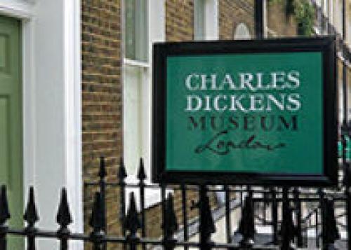 Лондонское рождество в стиле Диккенса