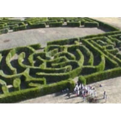 В Аргентине открылся развлекательный туристический лабиринт