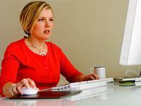 Женщина в Интернете — бегство от одиночества?