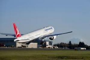 В первом полугодии 2014 года Turkish Airlines перевезли 22,4 миллиона пассажиров