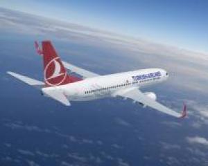 Чистая прибыль авиакомпании Turkish Airlines за первые девять месяцев 2014 года составила 687 млн. долларов США