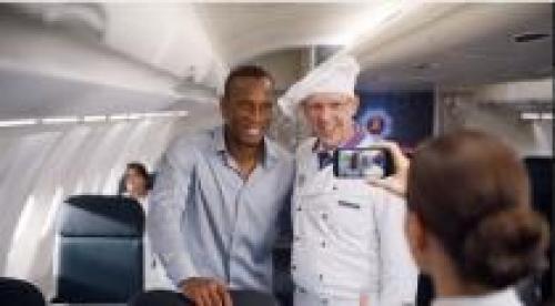 Лионель Месси и Дидье Дрогба приняли участие в новой рекламной кампании Turkish Airlines