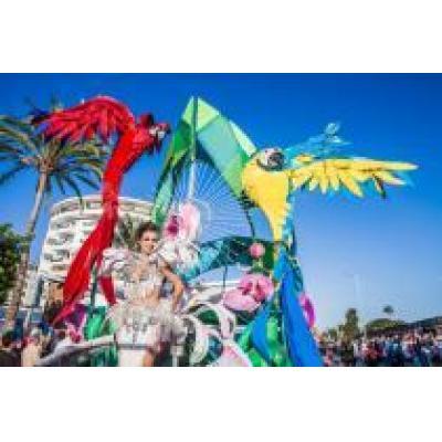 Карнавал на Канарских островах: фиеста красок и фантазий