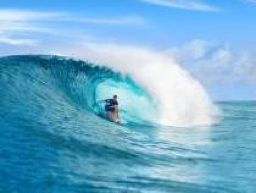 Лови волну: серфинг на Канарских островах