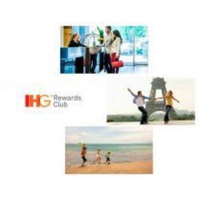 IHG продолжает совершенствовать удостоенную многочисленных наград программу лояльности IHG® Rewards Club