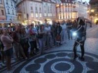 MegaTour предложил туристам необычную экскурсию по Праге