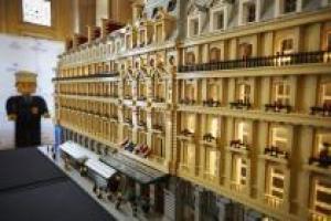 Проведите идеальный семейный отдых в отеле Hilton Paris Opera с программой «Летнее веселье с LEGO Bricks»