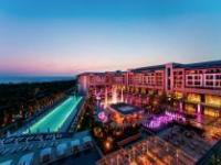 Regnum Carya Golf & Spa Resort назван одним из 3-х лучших отелей мира.