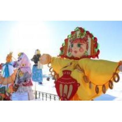 Победитель конкурса «Наша Масленица» получит 50 тысяч рублей!