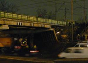 В Москве рушатся дома и мосты