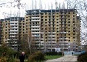 В Подмосковье по программе строительства жилья для военнослужащих в 2007 году будет построено 2,4 тысячи квартир
