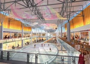 Крупнейший областной ТРЦ `Торговый квартал` будет построен в Омске к 2009 году