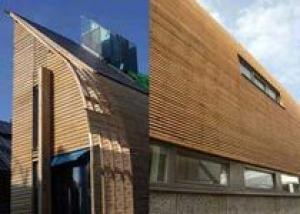В Великобритании появился первый полностью экологичный дом