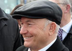 Лужков ознакомился с планом строительства музея ВМФ