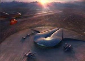 Норман Фостер построит первый туристический космопорт