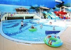 В Оренбурге заложили первый аквапарк