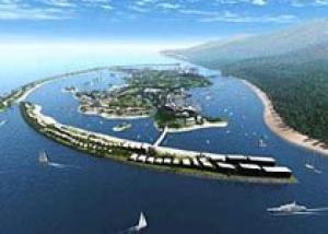 Эрик Ван Эгераат представил проект насыпного острова рядом с Сочи