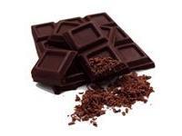 Темный шоколад – запиваем только соком