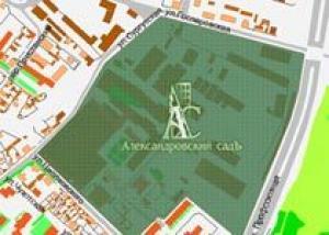 В Краснодаре построят жилой микрорайон `Александровский сад`