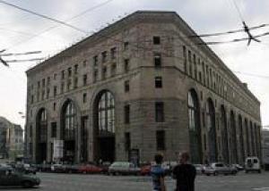 Реконструкция московского `Детского мира` начнется в 2008 году