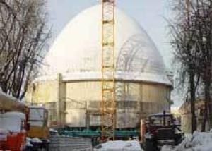 Московский планетарий откроют в 2008 году