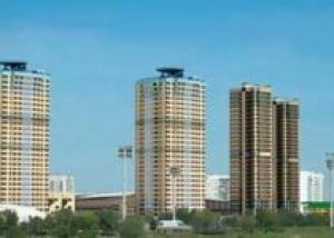 В Строгино возведен небоскреб
