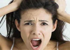 Материнская агрессия