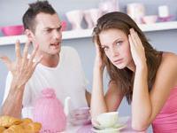 Ссора в семье: о чем ссорятся вюбленные