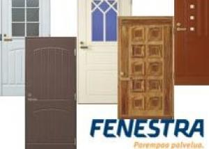 Входные финские двери
